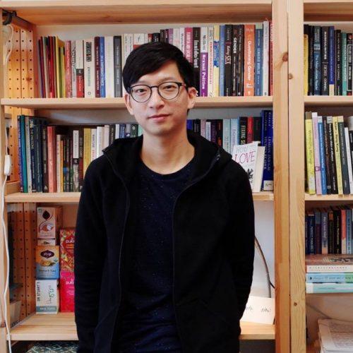 曹文傑博士 Dr. Joseph Cho