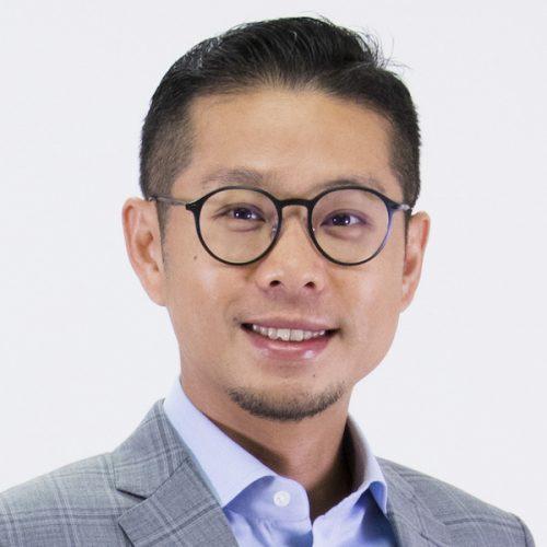 黃沛霖博士 Dr Adrian Wong